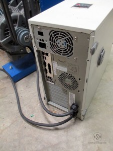 PC Hack, Lathe, VFD