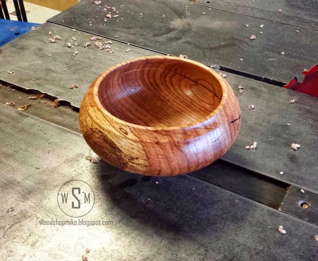 A Little Oak Bowl