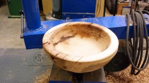 Roughing Out Bowls