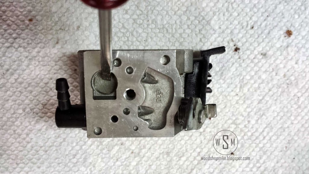 Stihl 026 Carburetor Rebuild