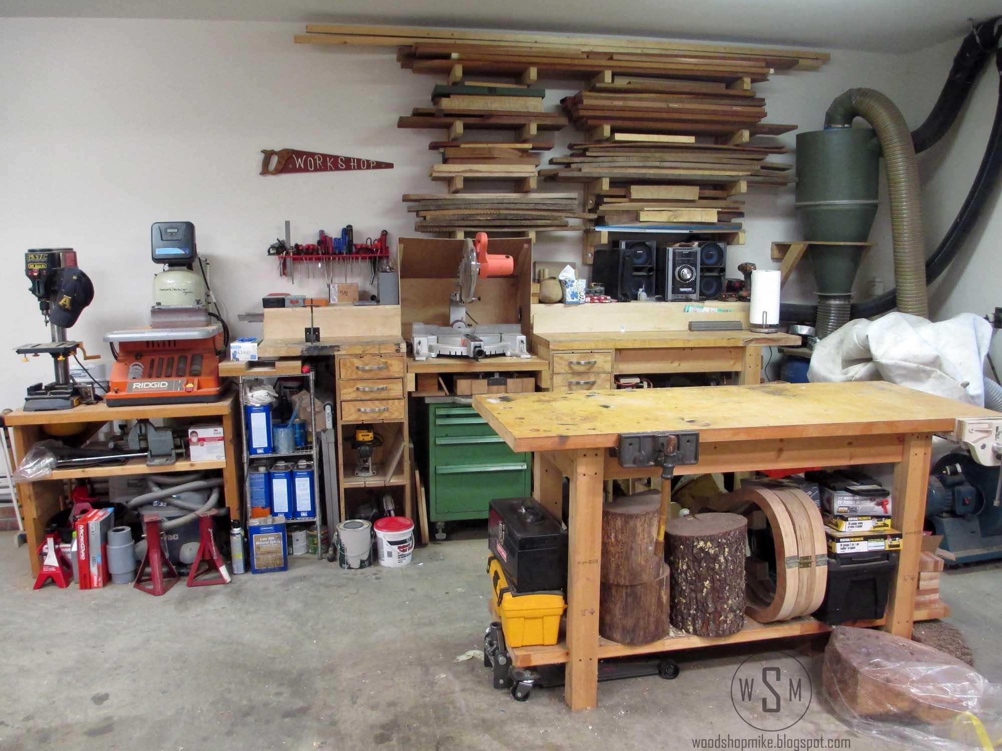 the wood shop - wood shop mike