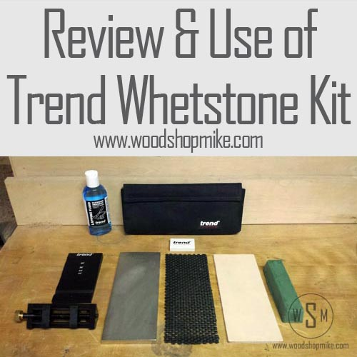 Trend Whetstone Kit