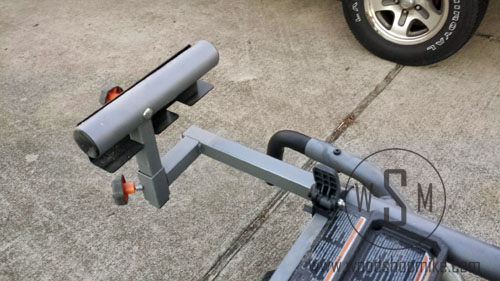 Outfeed Support, Ridgid Miter Saw Stand