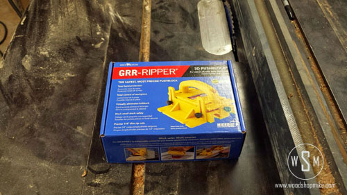 GRR-RIPPER, Packaging
