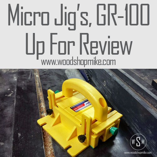 The GRR-RIPPER GR100, Up For Review