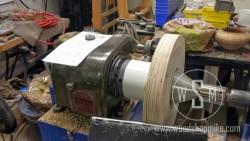 Vacuum Chuck, Pressing PVC