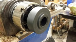 Vacuum Chuck, Ready For Tapping