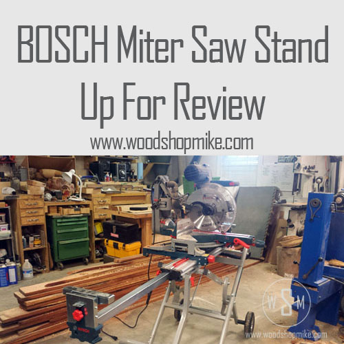 BOSCH Gravity Rise Miter Saw Stand, Featured Image