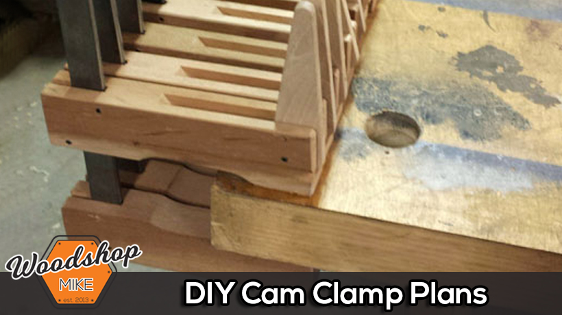 DIY Cam Clamp Plans