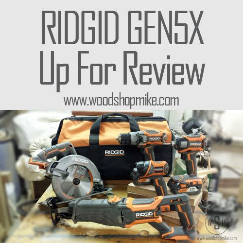 RIDGID GEN5X Combo Kit, Featured Image copy