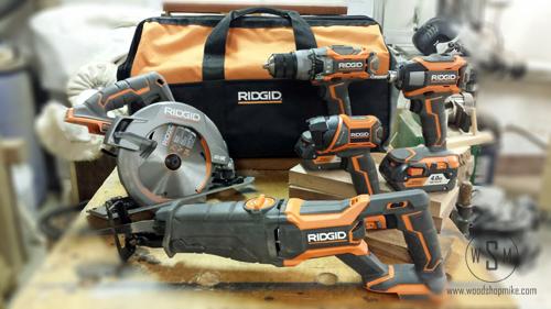 RIDGID GEN5X Tools