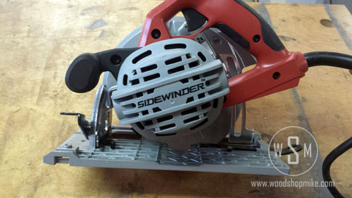Side, Skilsaw SPT 67 WL-01