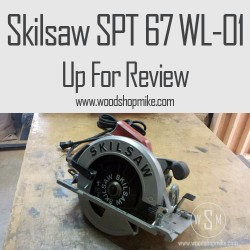 Skilsaw Sidewinder, Review & Giveaway!