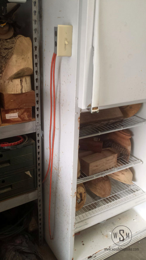 Install Switch, DIY Kiln
