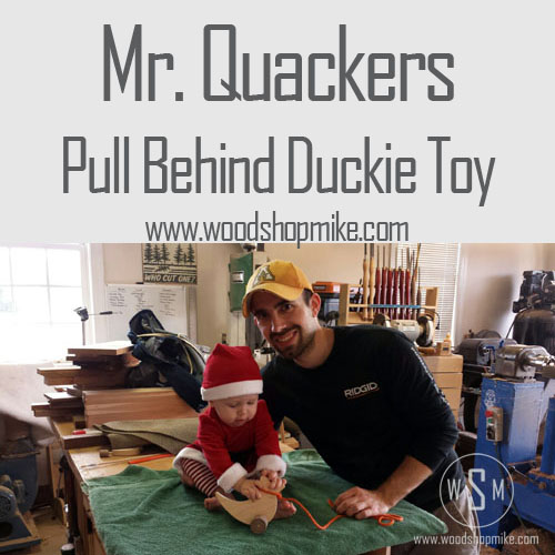 Mr Quackers Featured Image