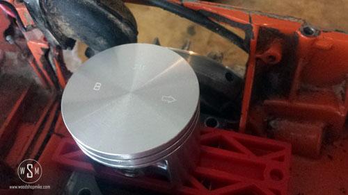 New Piston, Check Alignment