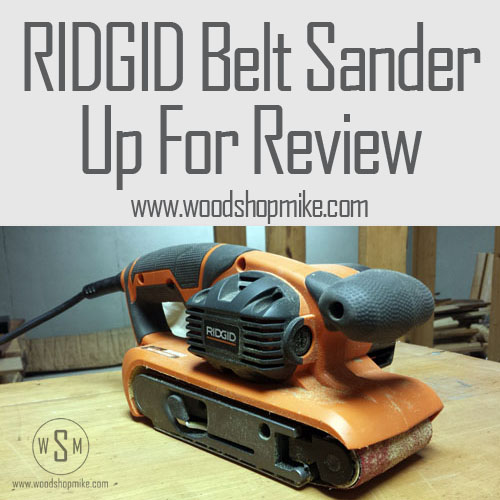 ridgid belt sander featured image