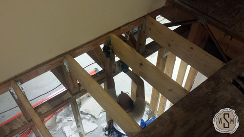 last-joist-being-installed-our-fix-it-up-house-removing-stairs