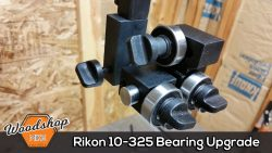 Rikon Bandsaw Blade Guide Retrofit, Up For Review!