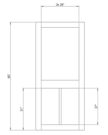 How-to-Make-a-DIY-Screen-Door-Diagram