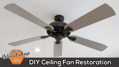 How to Update an Old Fan